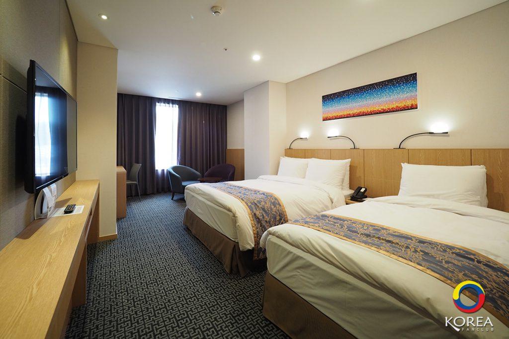 รีวิว Tmark Grand Hotel Myeong-Dong ตลาดนัมแดมุน กรุงโซล เกาหลีไต้