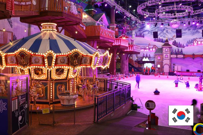 เที่ยวเกาหลี  Snow Seoul Cruise Winter (ธ.ค.-มี.ค. 61)