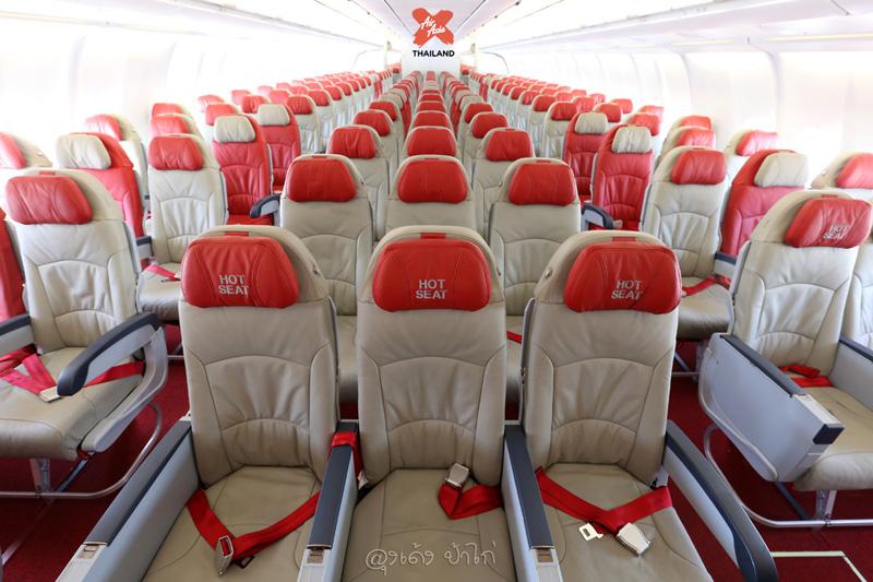 เที่ยวเกาหลี : รีวิว Thai AirAsiaX ใหม่กิ๊ก ดอนเมือง - อินชอน เกาหลีใต้ เริ่มบิน 17 มิถุนายน 2557 นี้