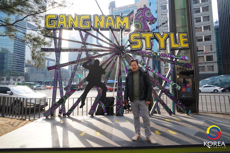 Gangnam (คังนัม) ย่านไฮโซ รวมร้านหรู แหล่งช๊อปปิ้ง ร้านอาหารมากมาย