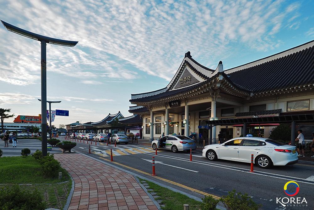 ชุดฮันบก เมืองจอนจู