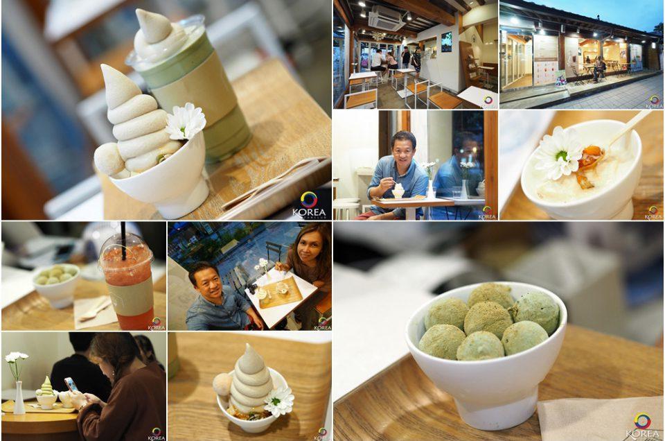 SOBOK (소복) ไอศครีมธัญพืช ยอดฮิตในเกาหลี