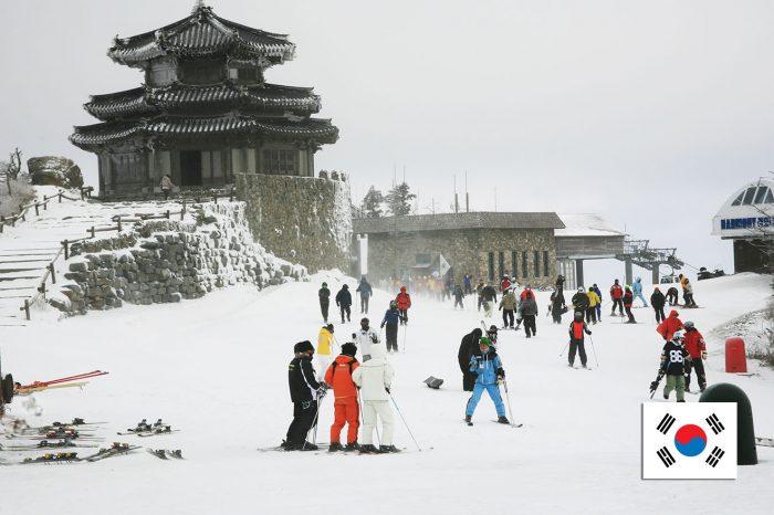 เที่ยวเกาหลี Beautiful Korea Winter (ธ.ค.-มี.ค. 61)