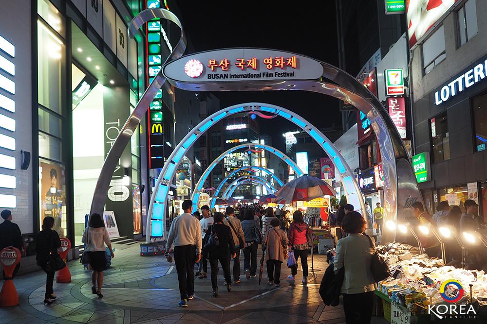 BIFF Square และ ซีอาช โฮต๊อก ปูซาน