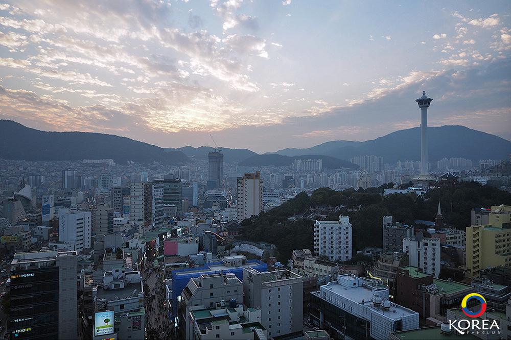 จุดชมวิว Lotte Gwangbok Observatory