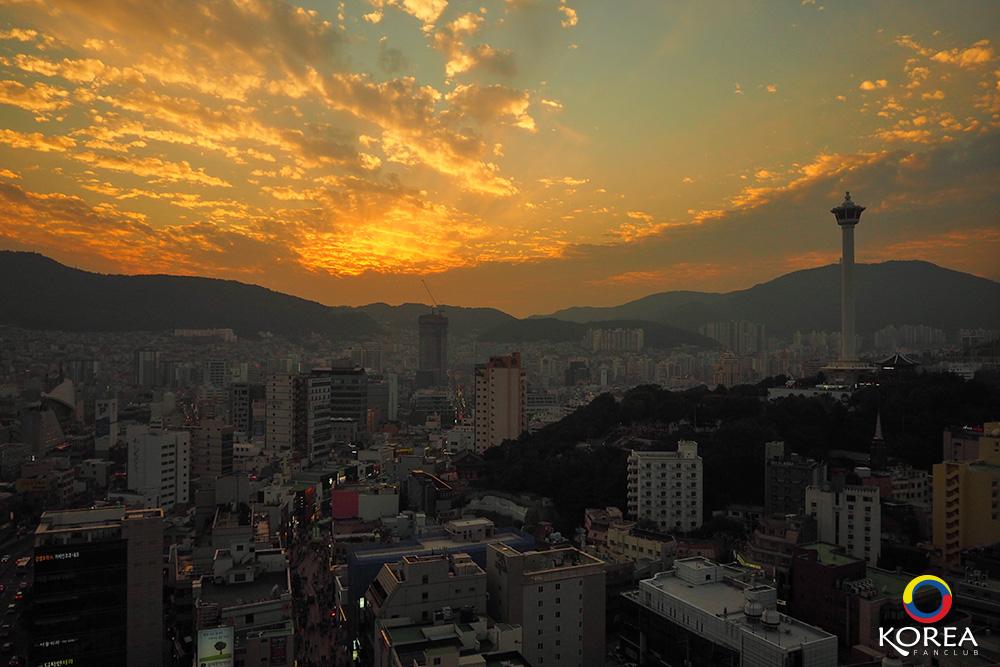 Lotte Gwangbok Observatory จุดชมวิว เที่ยวปูซาน เกาหลีใต้
