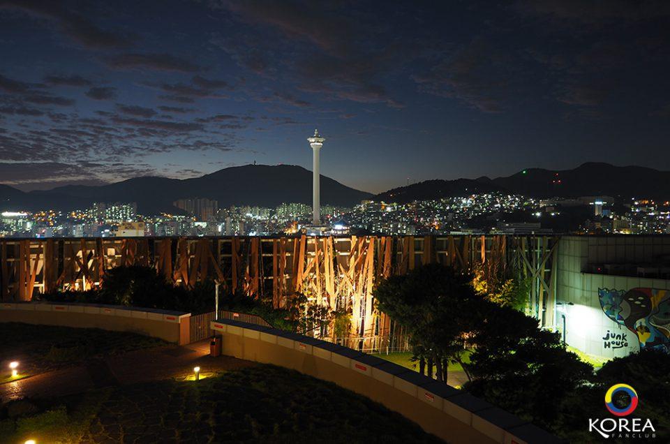 Lotte Gwangbok Observatory จุดชมวิวเมืองปูซาน