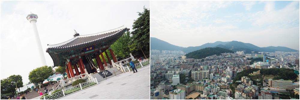 หอคอยปูซาน (Busan Tower)
