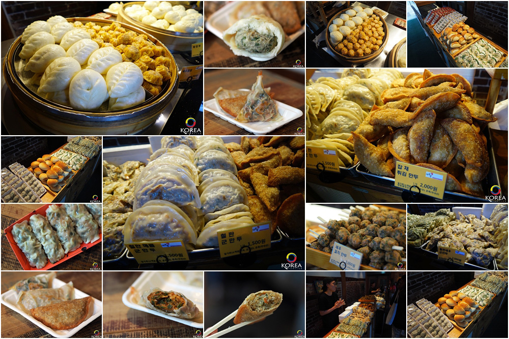Dawoorang Dumpling 다우랑 เกี๊ยวซ่าเกาหลี แห่งจอนจู