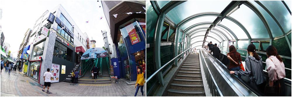 ฺBusan Tower ปูซานทาวเวอร์ จุดชมวิว สัญลักษณ์แห่ง เมือง ปูซาน เกาหลีใต้