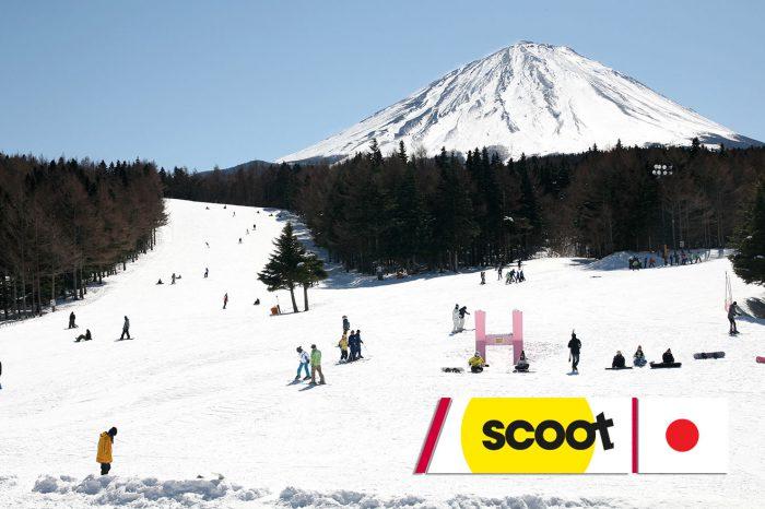 เที่ยวญี่ปุ่น Tokyo Fuji Autumn Snow (พ.ย.60-มี.ค61)