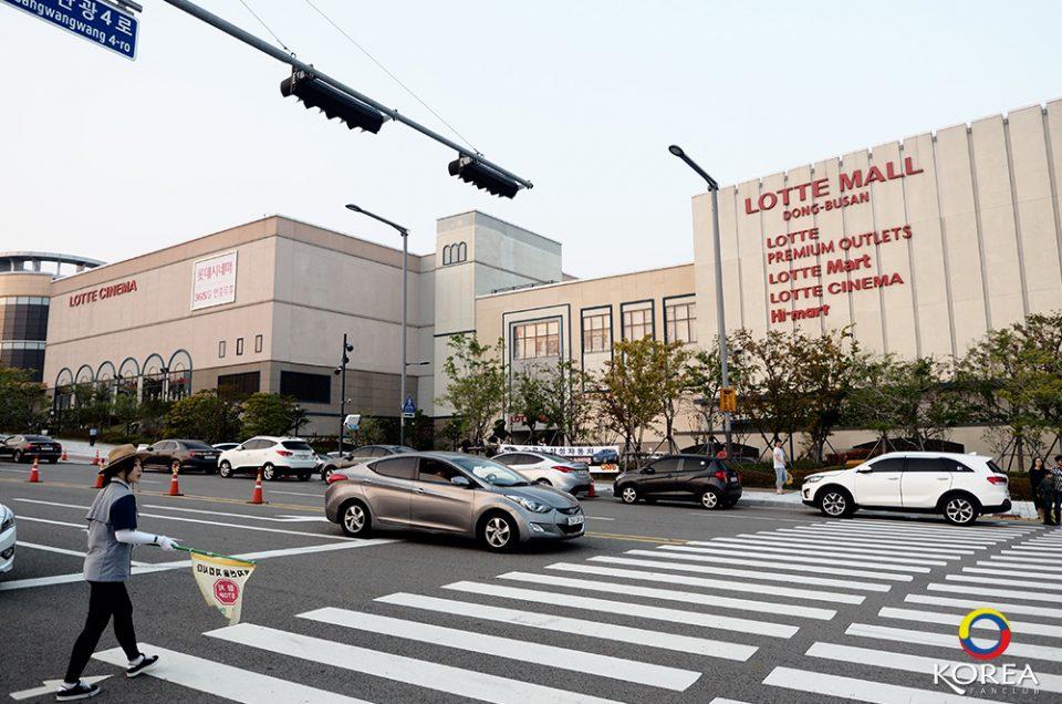 LOTTE Premium Outlet, Dong Busan