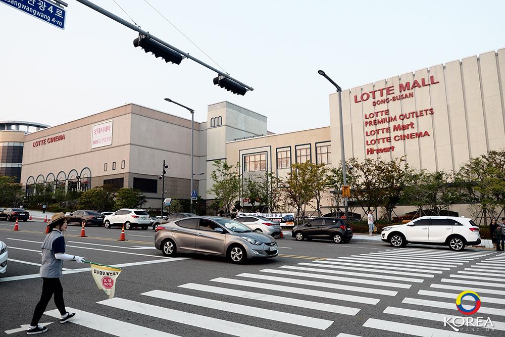 รีวิวิ :LOTTE Premium Outlet Dong Busan