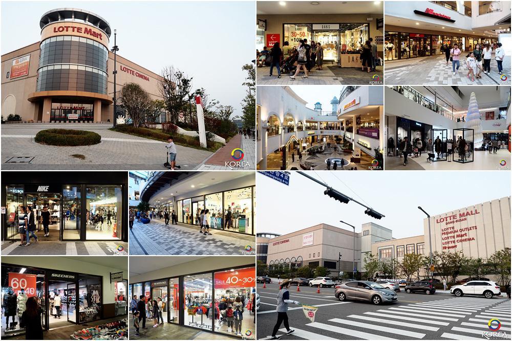 LOTTE Premium Outlet Dong Busan
