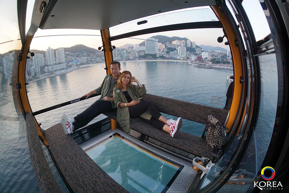กระเช้า Busan Air Cruise