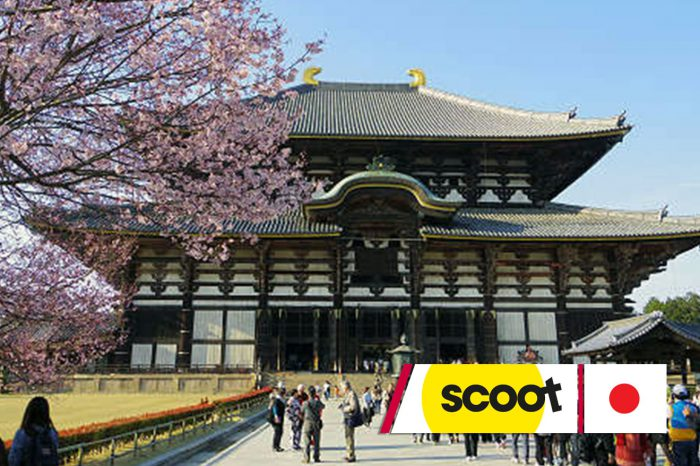 ทัวร์ญี่ปุ่น Amazing Sakura Osaka (เม.ย.61)