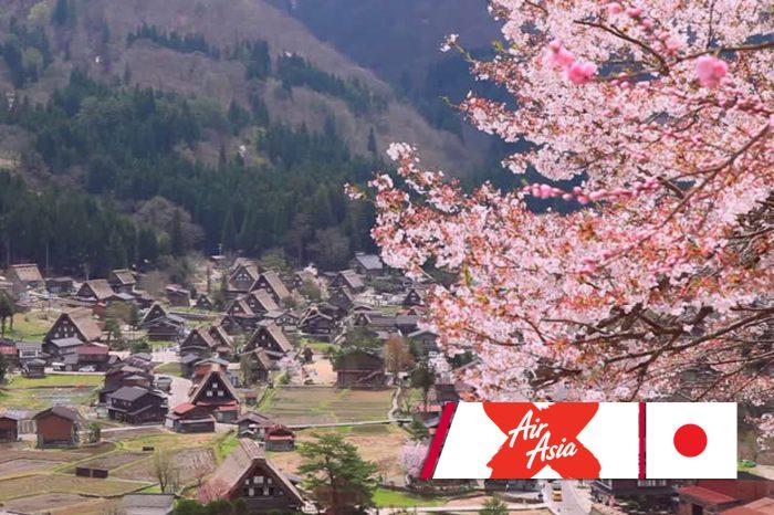 ทัวร์ญี่ปุ่นสงกรานต์ Osaka Takayama Kyoto (เม.ย. 61)