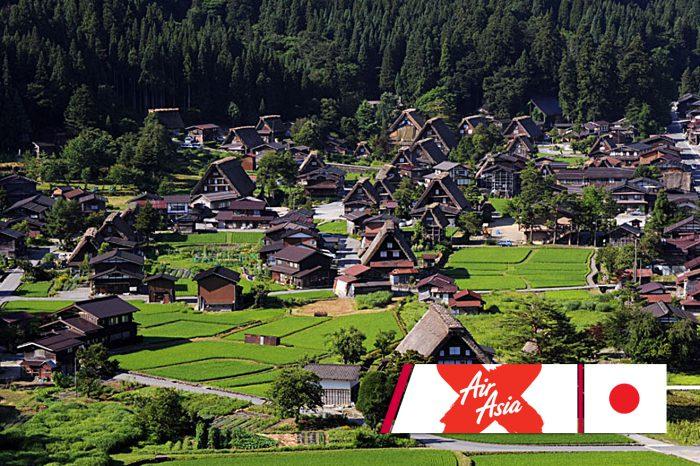 เที่ยวญี่ปุ่นสงกรานต์ OSAKA TAKAYAMA KYOTO 6D4N (10-15เม.ย.61)