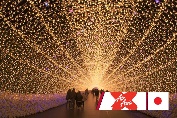 ทัวร์ญี่ปุ่น All Star Sakura  in Osaka Takayama (เม.ย.61)