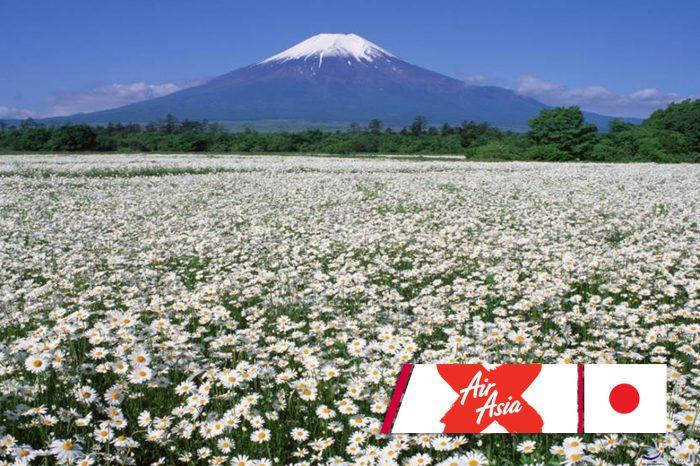 ทัวร์ญี่ปุ่น Tokyo Fuji Suptar Sakura 4D3N (มี.ค.-เม.ย.61)