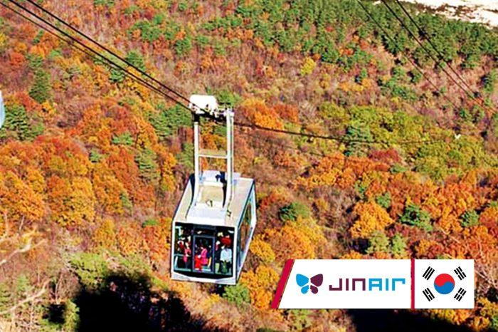 ทัวร์เกาหลี My Autumn in Korea (ตุลาคม 61)