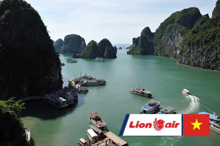 ทัวร์เวียดนามซินจ่าว…เวียดนาม บินไปกับพี่สิงโต 3วัน 2คืน (มิ.ย.-ก.ย.61)