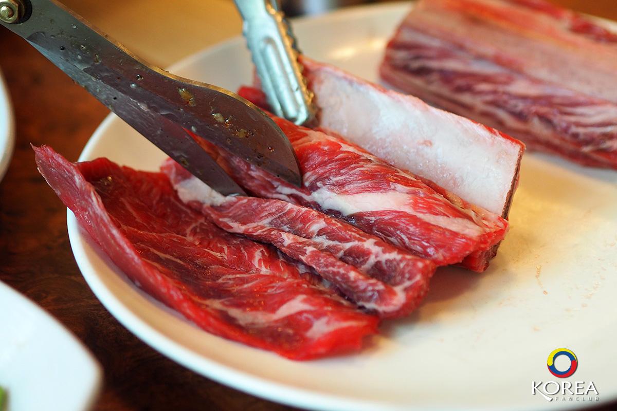 เนื้อย่าง ซูวอน