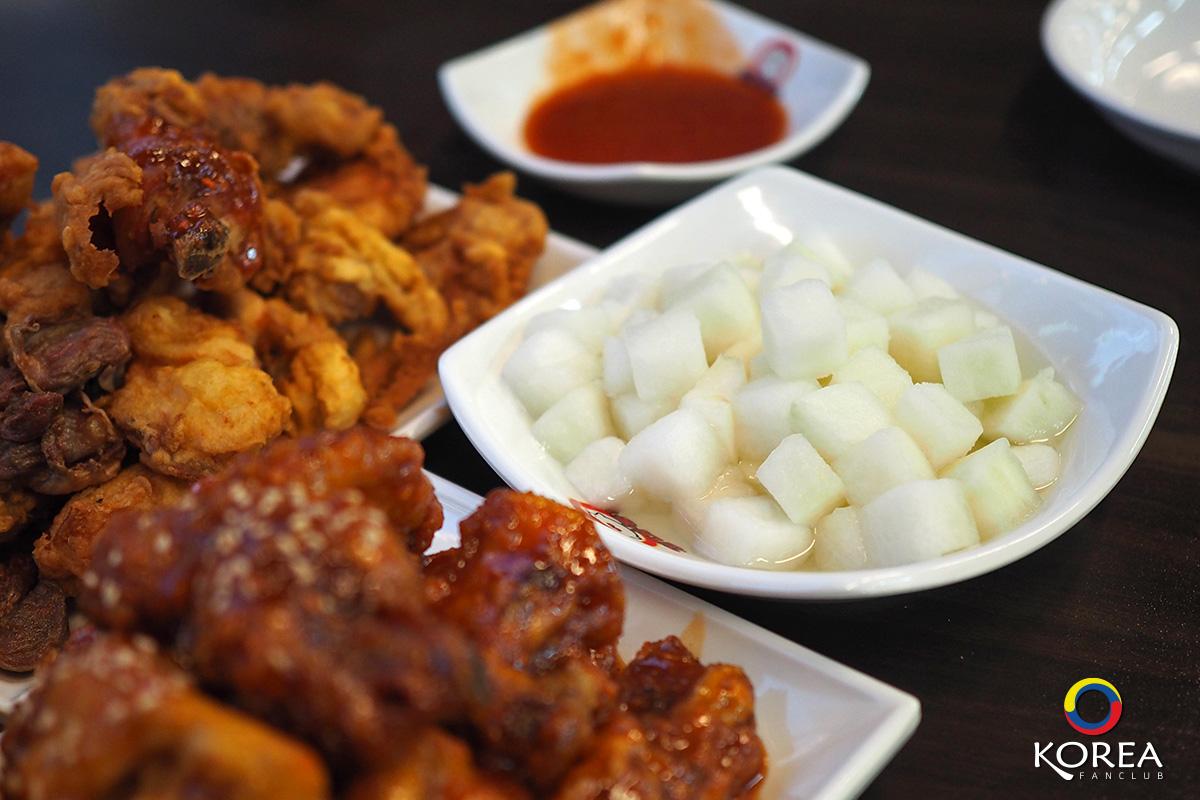 ไก่ทอดซูวอน