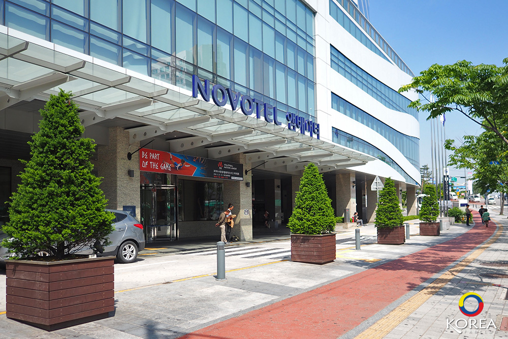 Novotel Ambassador Suwon