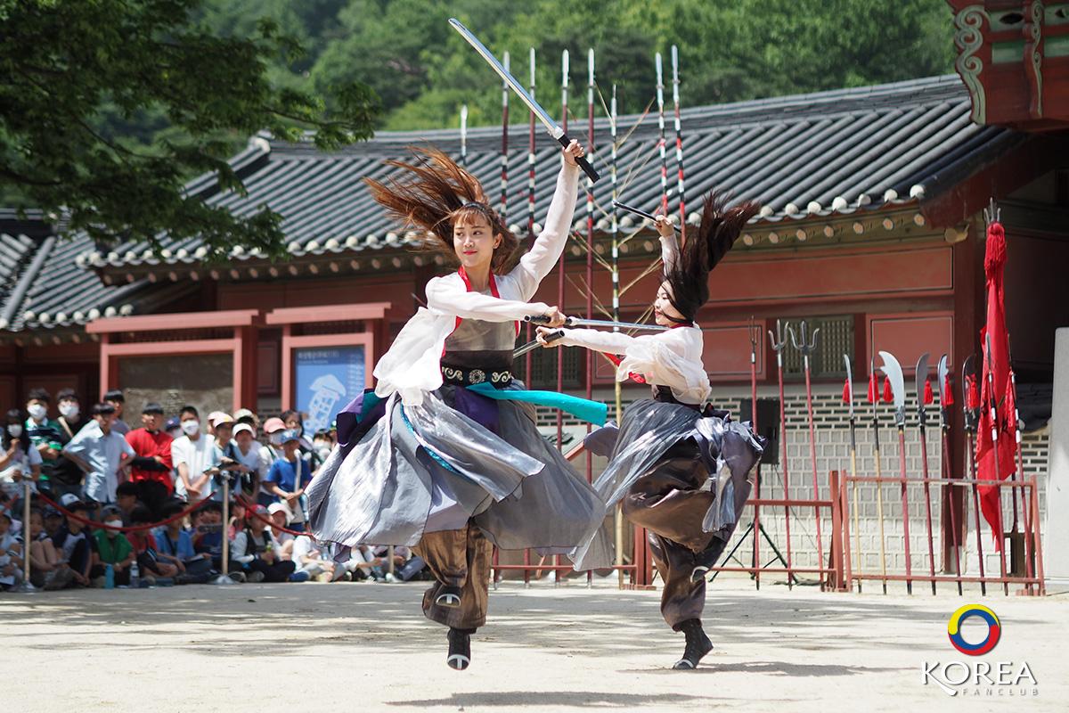 24 Martial Arts Performance