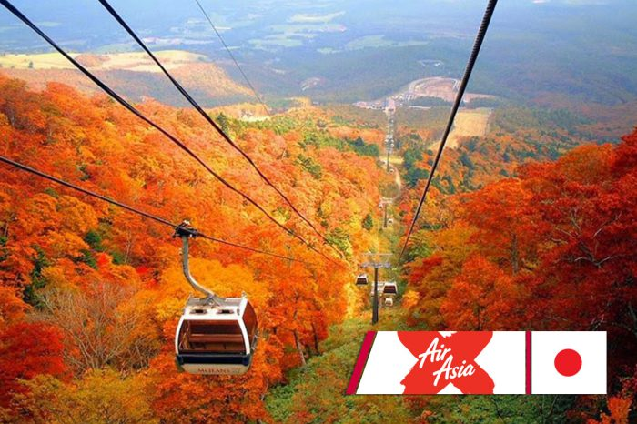 ทัวร์ญี่ปุ่น Hokkaido Suptar Family Autumn (ก.ย.-ต.ค.61)