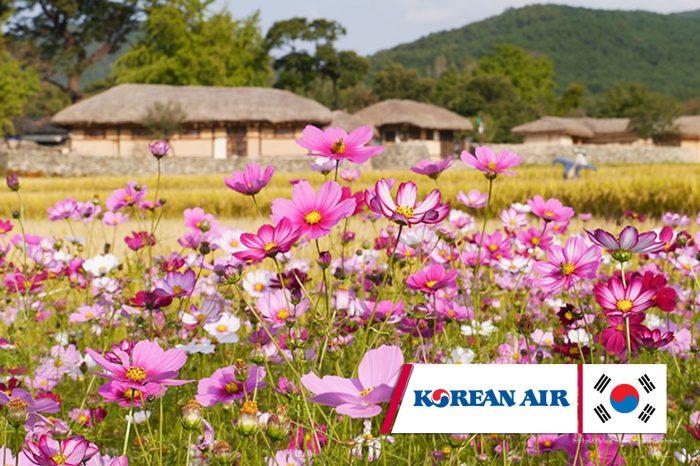 ทัวร์เกาหลี Hot Springs In Korea (ส.ค.-ต.ค.61)