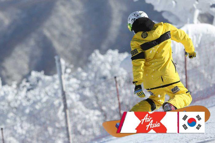 ทัวร์เกาหลี Korea Ski Winter (ธ.ค.61)