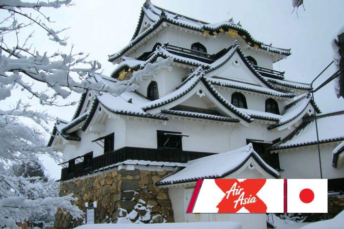 ทัวร์ญี่ปุ่น Osaka Wakayama Kyoto Snowy 6D4N (ธ.ค.61)
