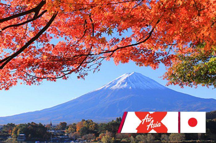 ทัวร์ญี่ปุ่น Tokyo All Star บุหงาทั่วทุ่ง 4D3N (ต.ค.61)