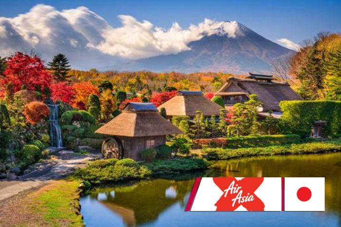 ทัวร์ญี่ปุ่น Tokyo Sparkling ปิ้งรัก ณ ทุ่งไม้แดง (ก.ย.-ต.ค.61)