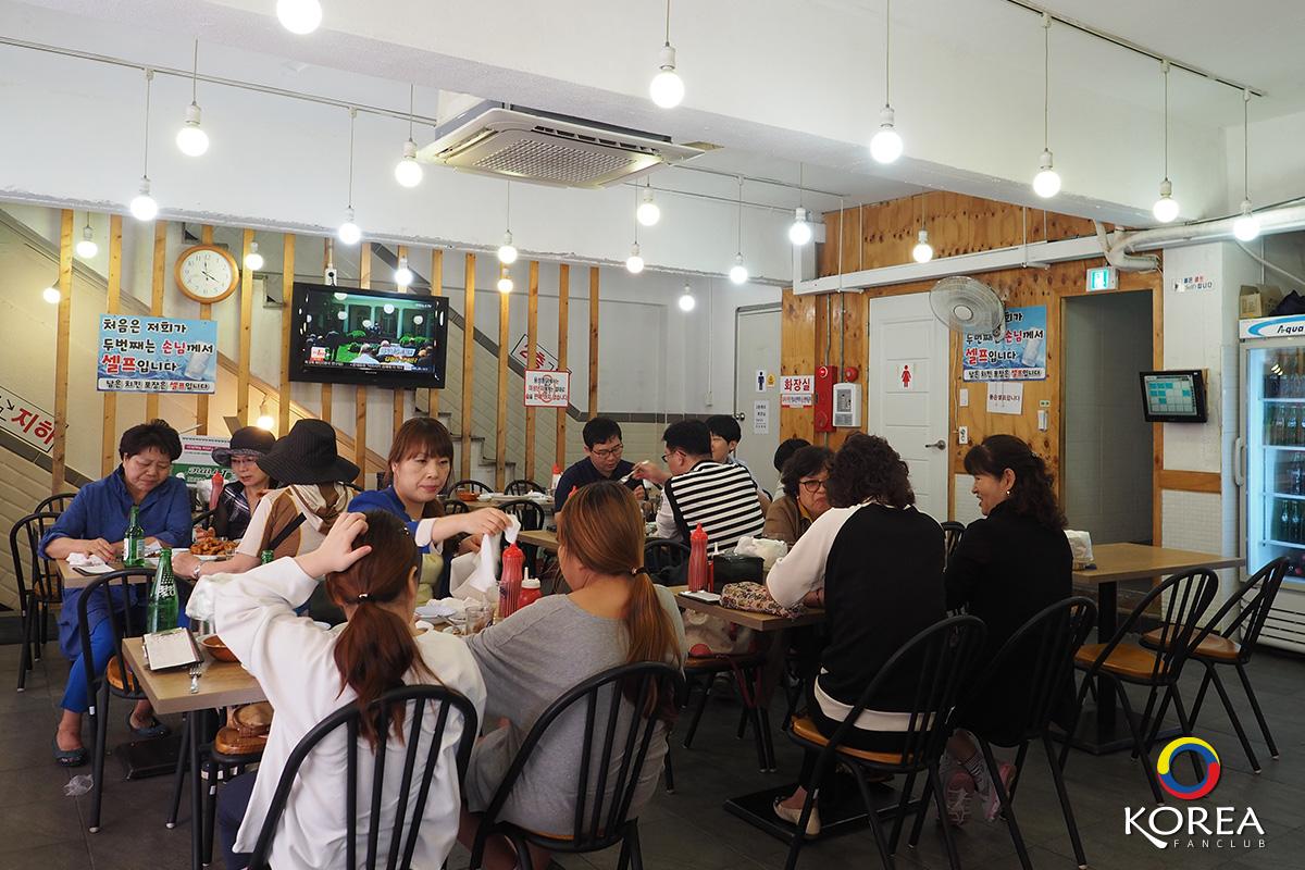 Yongsung Chicken 용성통닭
