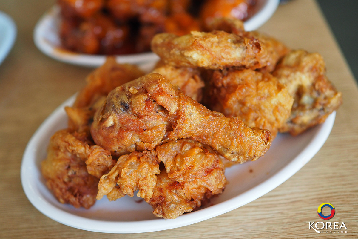 ไก่ทอด ซูวอน