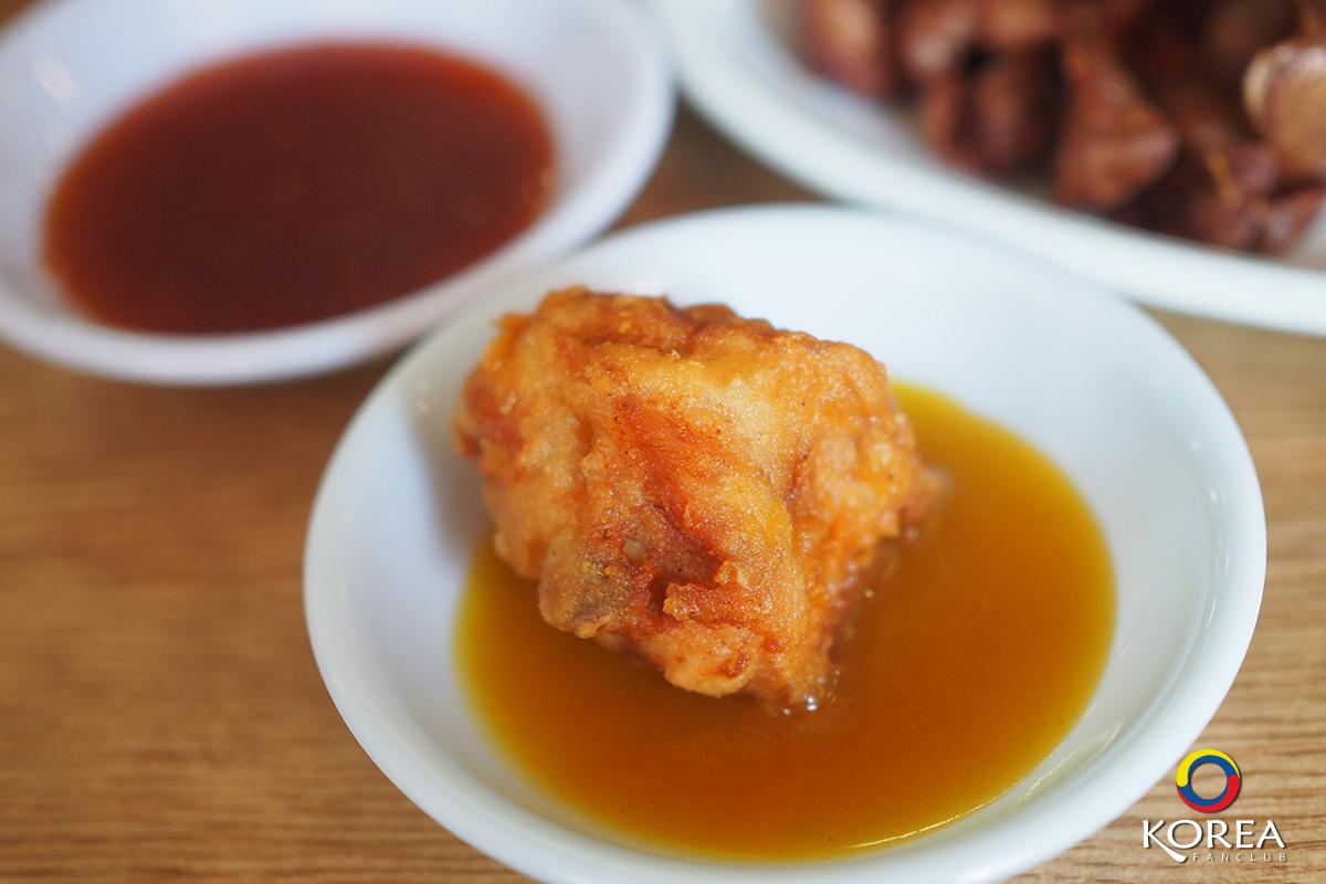 ไก่ทอด เกาหลี