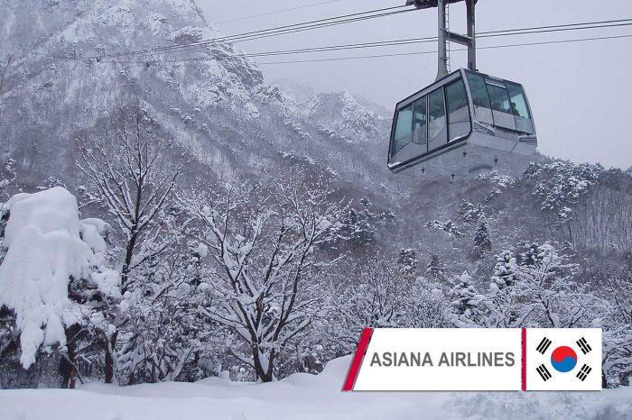 ทัวร์เกาหลี Asiana Plus+Joy Winter (ธ.ค.61-ก.พ.62)