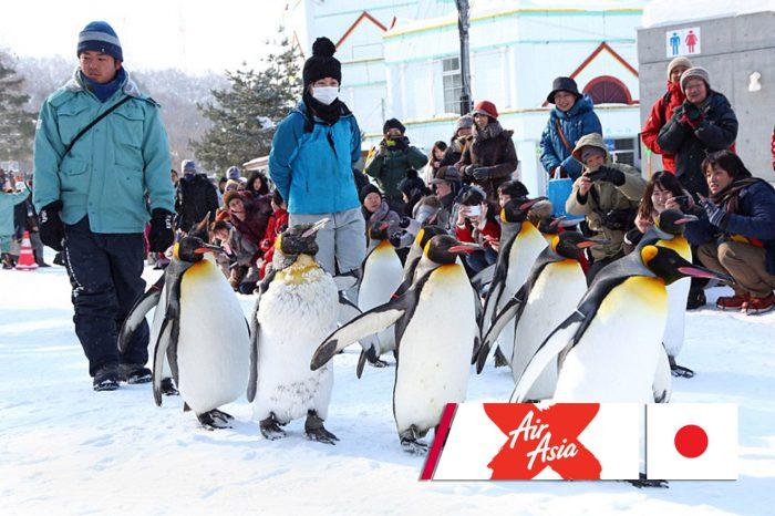 ทัวร์ญี่ปุ่น Hokkaido Ski Fin (พ.ย.61-มี.ค.62)