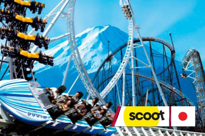 ทัวร์ญี่ปุ่น Special Golden Route Theme Park (ส.ค.-ก.ย.61)