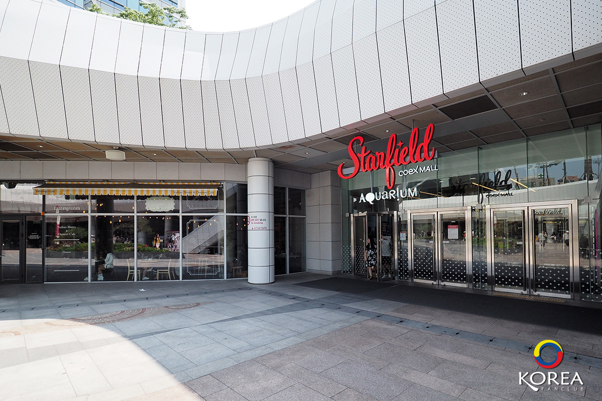 Starfield COEX Mall